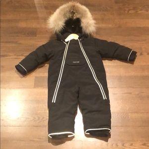 Canada Goose Snowsuit 12-18 months